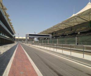 F1 Paddock Club Abu Dhabi